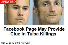Facebook Page May Bolster Hate Raps in Tulsa Killings