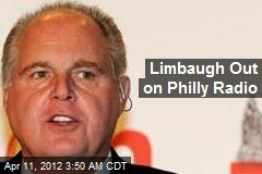 Limbaugh Out on Philly Radio