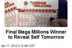 Final Mega Millions Winner Comes Forward