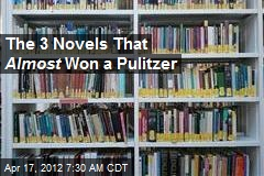 The 3 Novels That Almost Won a Pulitzer