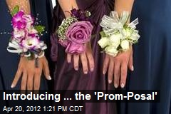 Introducing ... the 'Prom-Posal'