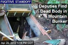 Deputies Find Dead Body in Mountain Bunker