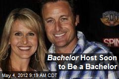 Bachelor Host Soon to Be a Bachelor