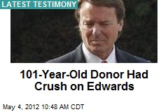101-Year-Old Donor Had Crush on Edwards