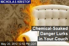 Chemical-Soaked Danger Lurks in Your Couch