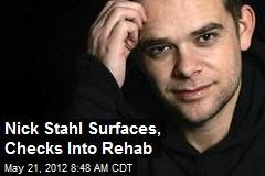Nick Stahl Surfaces, Checks Into Rehab