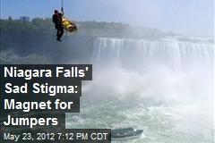 Niagara Falls' Sad Stigma: Magnet for Jumpers