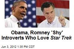 Barack and Mitt: Both Love Star Trek , Grilled Chicken