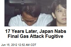 Japan Nabs Final Gas Attack Fugitive