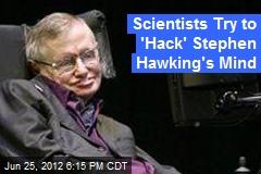 New 'iBrain' Tries to Read Stephen Hawking's Mind
