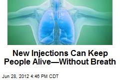 Injections Keep People Breathing in Emergencies