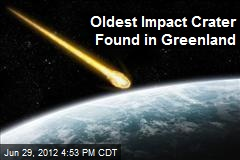 Oldest Impact Crater Found in Greenland