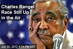 Charles Rangel Race Not Decided, Gets Weird