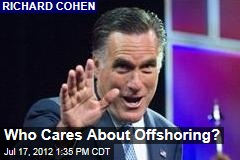Who Cares About Offshoring?