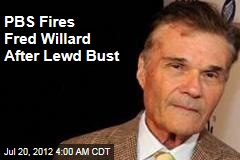 PBS Fires Fred Willard After Lewd Bust