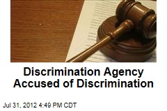 Discrimination Agency Accused of Discrimination