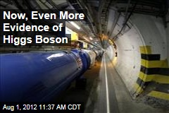 Now, Even More Evidence of Higgs Boson