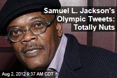 Samuel L. Jackson's Olympic Tweets: Totally Nuts