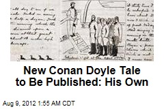 Conan Doyle's Arctic Whaler Journal to Be Published