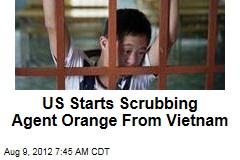 US Starts Scrubbing Agent Orange From Vietnam