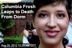 Columbia Frosh Leaps to Death From Dorm