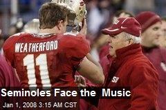 Seminoles Face the Music