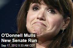 O'Donnell Mulls New Senate Run