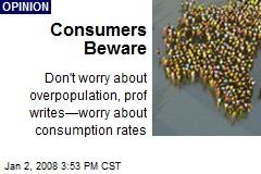 Consumers Beware