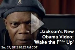 Jackson's New Obama Video: 'Wake the F*** Up'