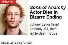 Sons of Anarchy Actor Dies in Bizarre Ending