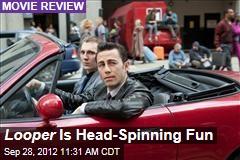 Looper Is Head-Spinning Fun
