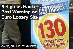 Euro Lottery Site Hacked by 'Koran Group'