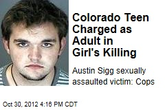 Colorado Teen Charged as Adult in Girl's Killing