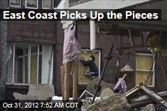 East Coast Picks Up the Pieces