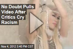 No Doubt Pulls Video Over Claims of Racism