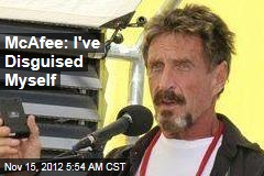 Belize PM: McAfee 'Bonkers'