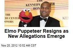Elmo Puppeteer Resigns as New Allegations Emerge