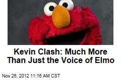 Kevin Clash: Much More Than Just the Voice of Elmo