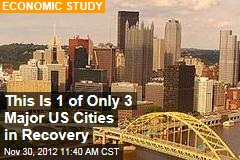 This Is 1 of Only 3 Major US Cities in Recovery