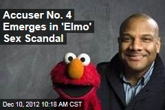 Accuser No. 4 Emerges in 'Elmo' Sex Scandal