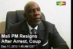 Mali PM Resigns After Arrest by Soldiers