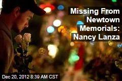 Missing From Newtown Memorials: Nancy Lanza