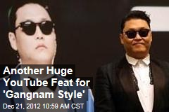 Another Huge YouTube Feat for 'Gangnam Style'