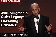 Jack Klugman's Quiet Legacy: Lifesaving Crusader