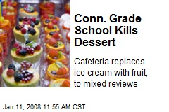 Conn. Grade School Kills Dessert