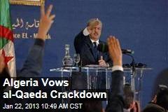 Algeria Vows al-Qaeda Crackdown
