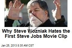 Why Steve Wozniak Hates the First Steve Jobs Movie Clip