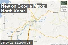 New on Google Maps: North Korea