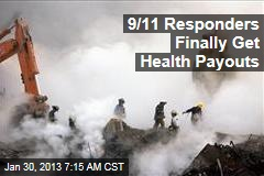 9/11 Responders Finally Get Health Payouts
