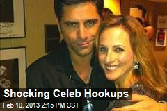 Shocking Celeb Hookups